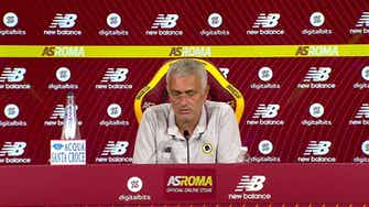 """Anteprima immagine per Mourinho: """"Diawara? Nessuna aggressione e il mercato è aperto"""""""