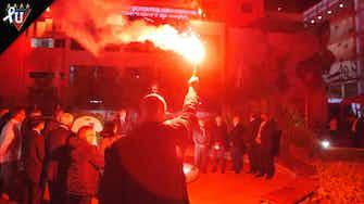 Preview image for Liga de Quito fans pay homage to club legend