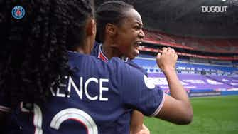 Preview image for Behind the scenes: PSG reach the UWCL semi-finals