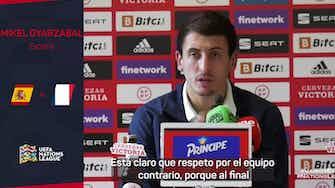 """Imagen de vista previa para Oyarzabal: """"Tienen grandes jugadores, pero no hay que tener miedo"""""""