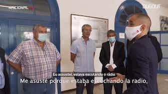 Imagem de visualização para D'Alessandro é apresentado no Nacional do Uruguai