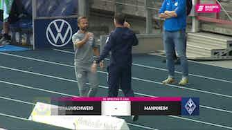Vorschaubild für Eintracht Braunschweig - SV Waldhof Mannheim (Highlights)