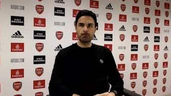 Preview image for Our performance deserved three points! Mikel Arteta