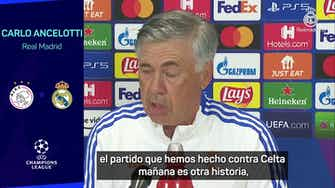 "Imagen de vista previa para Ancelotti, en titulares: ""El Inter conserva la estructura"""