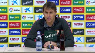 "Imagen de vista previa para Lopetegui, en titulares: ""Queremos que termine la temporada"""