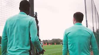 Imagen de vista previa para El Arsenal se prepara para el partido ante el Aston Villa