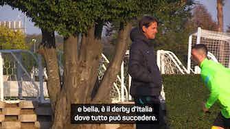 """Anteprima immagine per Derby d'Italia, Felipe Melo: """"Inter vinci per noi con il tuo bel gioco"""""""