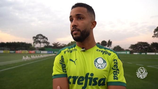 Imagem de visualização para Jorge fala sobre recuperação e expectativa por estreia no Palmeiras