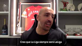 """Imagen de vista previa para José Enrique: """"Atlético de Madrid favorito a LaLiga"""""""