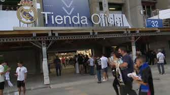 Preview image for Madrid fans return to the Bernabéu for the time in 560 days