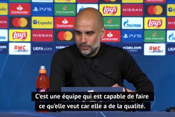 """Demies - Guardiola : """"Paris est capable de faire ce qu'il veut car il a de la qualité"""""""