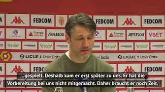 """Vorschaubild für Kovac über Volland: """"Bald bei 100 Prozent"""""""