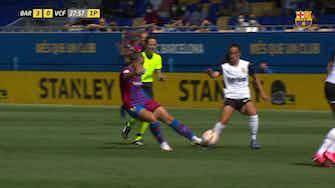 Vorschaubild für Alexia's incredible goal vs Valencia