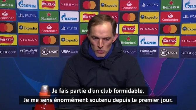 """Image d'aperçu pour Demies - Tuchel : """"Les sacrifices valaient la peine"""""""