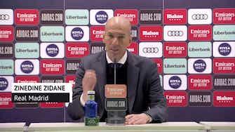"""Imagen de vista previa para  Zidane, en titulares: """"Vamos a luchar hasta el final"""""""