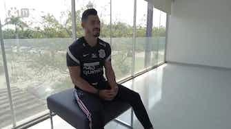 Imagem de visualização para Giuliano vê começo promissor no Corinthians e fala da emoção do primeiro gol