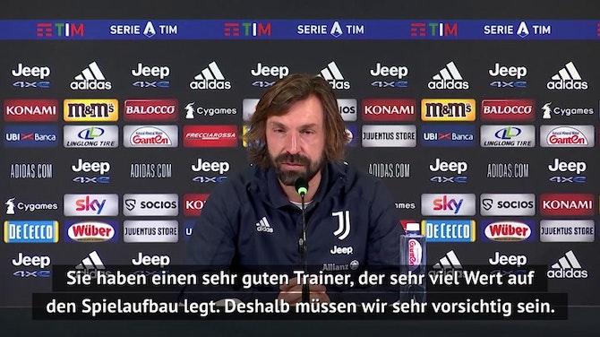 Vorschaubild für Pirlo: Milan ist das Team, das geschlagen gehört