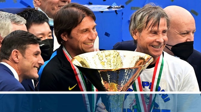 Preview image for Breaking News - Conte departs Inter