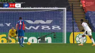 Imagen de vista previa para La parada de penalti de Guaita ante Iheanacho