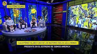 Imagen de vista previa para Cuauhtémoc Blanco recuerda su tiempo como jugador americanista