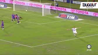 Anteprima immagine per L'indimenticabile gol di Ibrahimovic per l'Inter contro la Fiorentina