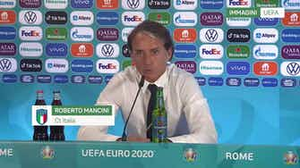 """Anteprima immagine per Mancini: """"Ottima gara, una soddisfazione per gli italiani"""""""