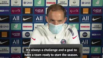 Preview image for Tuchel makes plea to PSG board for more players