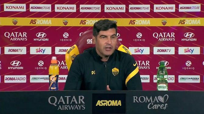 """Fonseca: """"Mayoral? Non è facile fare 17 gol..."""""""