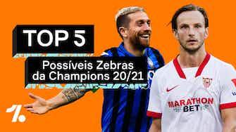 Imagem de visualização para ATALANTA, SEVILLA e + times que vão SURPREENDER na Champions 20/21!