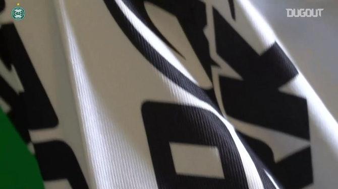 Imagem de visualização para Coritiba lança novos uniformes para temporada 2021
