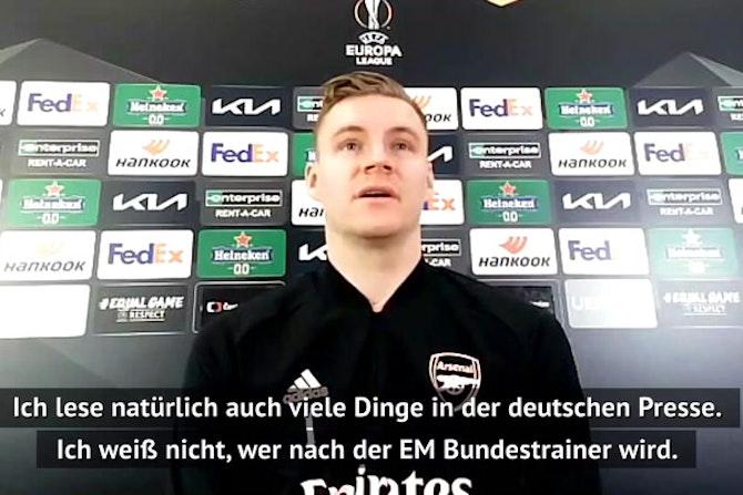 Leno über Löws Nachfolger und Zukunft bei Arsenal