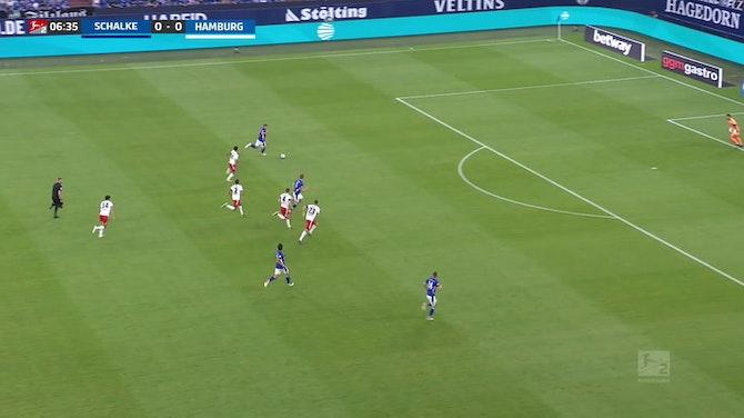 Imagem de visualização para De virada, Hamburgo bate o Schalke na estreia da 2. Bundesliga