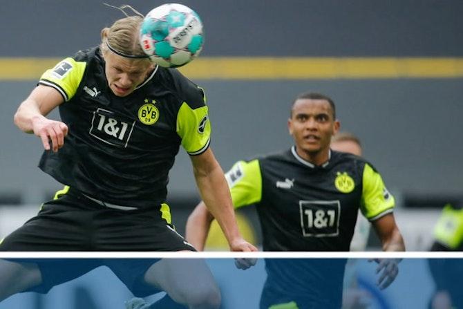 4:1 gegen Bremen! Dortmund verkürzt CL-Rückstand