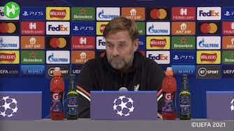 Vorschaubild für Jürgen Klopp: We needed to beat Milan