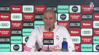 """Image d'aperçu pour 37e j. - Zidane : """"Je suis fier de mes joueurs"""""""