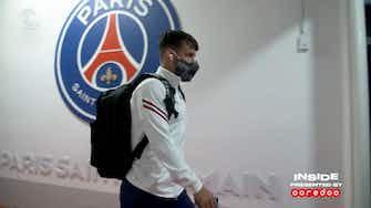 Image d'aperçu pour Les coulisses de la victoire du PSG contre Angers