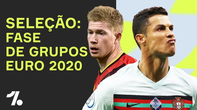 Imagem de visualização para SELEÇÃO da FASE DE GRUPOS da Euro 2020! Quais os melhores de cada posição?