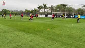Imagem de visualização para Corinthians inicia preparação para duelo com a Chapecoense no Brasileirão