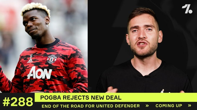 Preview image for Pogba REJECTS new Man Utd offer!