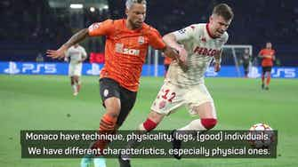 Preview image for De Zerbi praises Shakhtar's spirit after reaching UCL group stage