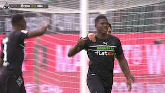 Preview image for Embolo's incredible bicycle kick vs Wolfsburg
