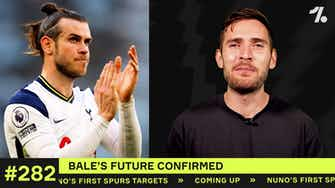 Preview image for Gareth Bale's future CONFIRMED!