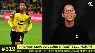 Preview image for Will Bellingham STAY at Dortmund or MOVE to the Premier League?!