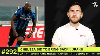 Preview image for Inter name their price to SELL Lukaku!