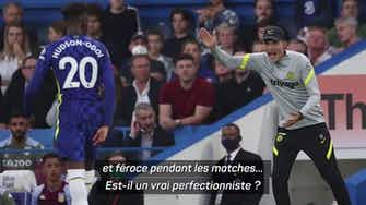 """Image d'aperçu pour Chelsea - Jorginho sur Tuchel : """"En dehors du terrain, il est très amical"""""""