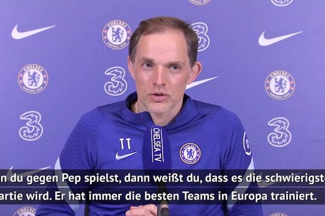 """Tuchel: Spiele gegen Guardiola """"am schwierigsten"""""""