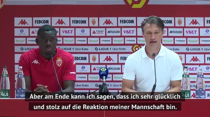 """Kovac nach Monaco-Debüt: """"Auf dem richtigen Weg"""""""