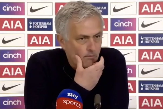 Son is very lucky that his father is a better person than Ole, Jose Mourinho