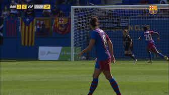 Vorschaubild für Barcelona women thrash Valencia