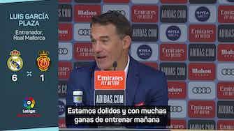 """Imagen de vista previa para Luis García Plaza: """"En este campo si juegas tan mal, te llevas unos cuantos"""""""